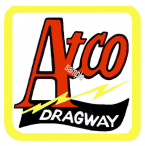 ATCO NJ drag race sticker