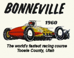 Bonneville Speed Trials 1960