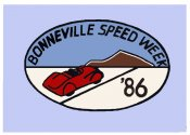 Bonneville Speed Trials 1986