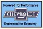 CHEVROLET Powered For Performance