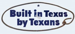 1955-59 Built in Texas by Texans Ford plant sticker (SMALL)