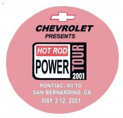 Hot Rod Power Chevrolet Tour 2001