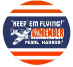 1942 Keep Em Flying Remember Pearl Harbor