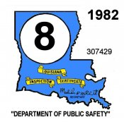 1982 Louisiana Inspection