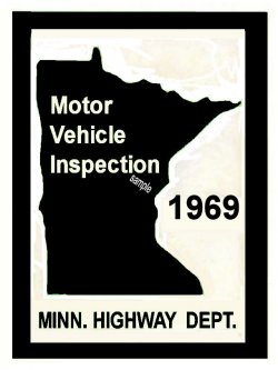 1969 MN Inspection