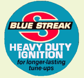 Blue Streak Ignition