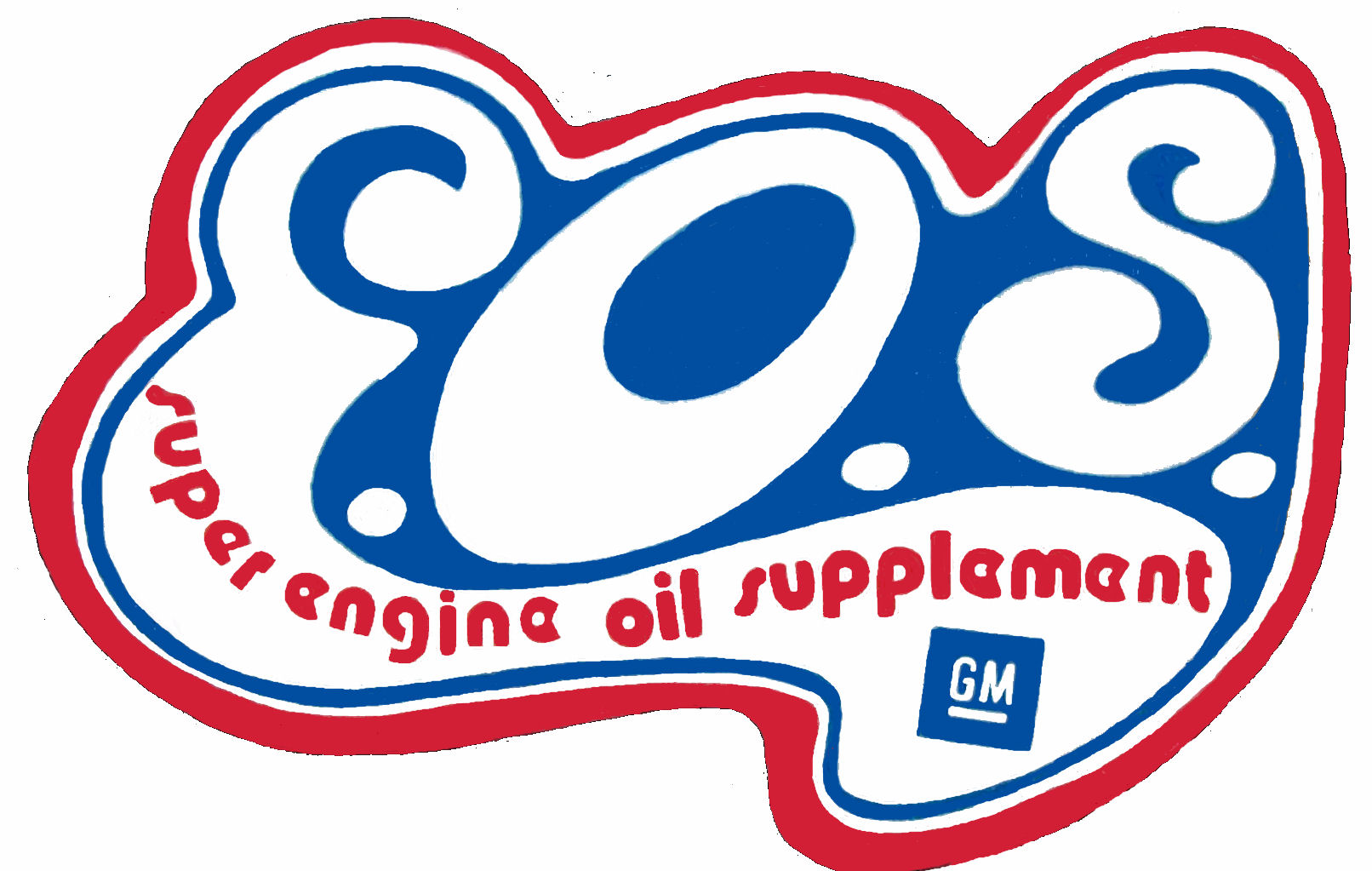 GM EOS Oil Suppliment 1950s
