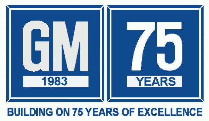 General Motors Vin Window Sticker Caroldoey