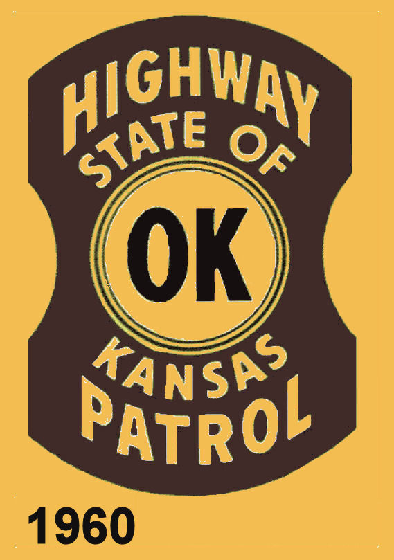 1960 Kansas inspection sticker