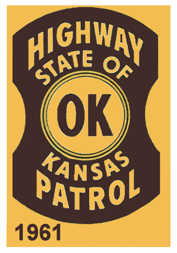 1961 Kansas Inspection sticker