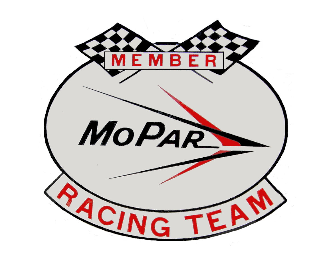 MOPAR Racing Team Member 70s 80s 90s