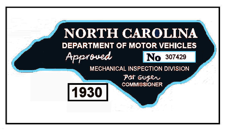 Nc Vehicle Inspection Requirements Manual