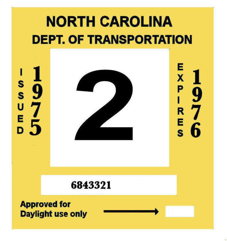 Nc car inspection fee 2017 10