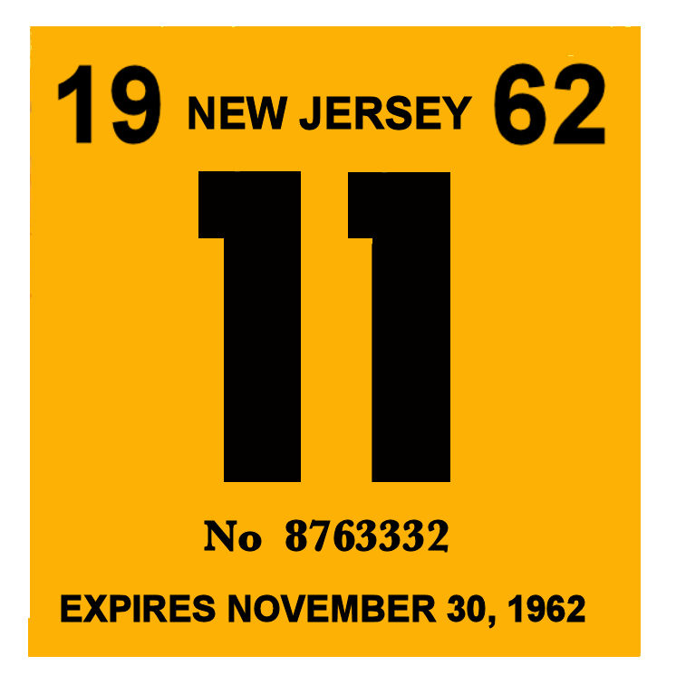 New Car No Inspection Sticker Nj