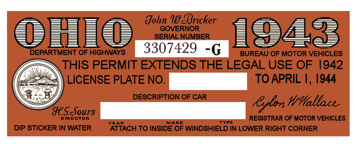 Vehicle registration in ohio vehicle ideas for Ohio bureau of motor vehicles power of attorney