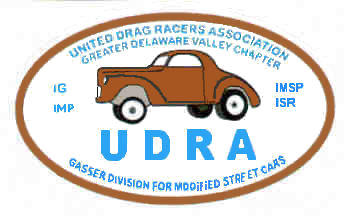 1950s United Drag Racers Assn Deleware Valley Chapter