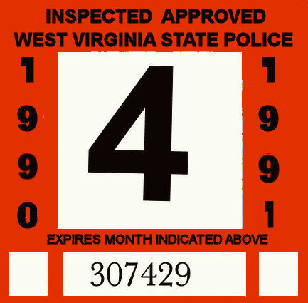 1990-91 WV Inspection - Click Image to Close