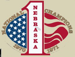 1970-71 Nebraska National Champions