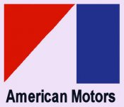 American Motors insignia from the 1970s