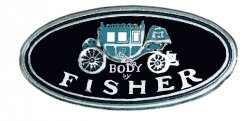 FISHER Body By Fisher