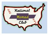 CHEVROLET Nomad National Car Club
