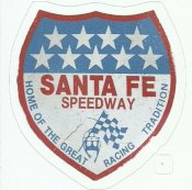 Chicago Santa Fe Willow Springs Speedway