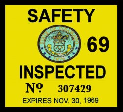 1969 Colorado inspection