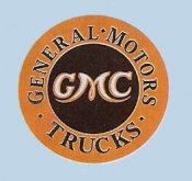 GMC TRUCKS Sticker