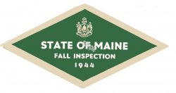 1944 Maine FALL inspection