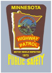 1973 Minnesota Inspection Sticker