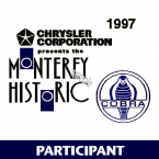 Monterey 1997 Chrysler Cobra Racing sticker