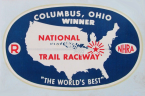 Columbus Ohio, National Trail Raceway Winner