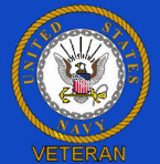 United States Navy Veteran sticker