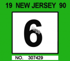 1990 New Jersey Inspection