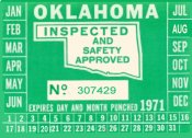 1971 OK Inspection