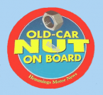 Old Car Nut on Board