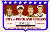 1941 Oregon inspection Portland