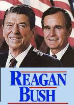 1980 Reagan Bush President
