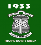 1933 Rhode Island inspection sticker