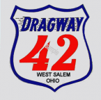 Dragway 42 West Salem Ohio