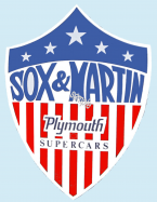 PLYMOUTH Sox and Martin Supercar