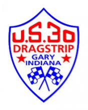 U.S 30 Drag Strip Gary Indiana