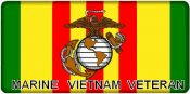 US Marine Vietnam Veteran sticker