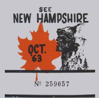 1963 New Hampshire inspection