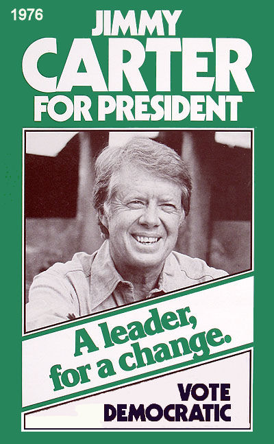1976 Jimmy Carter for President