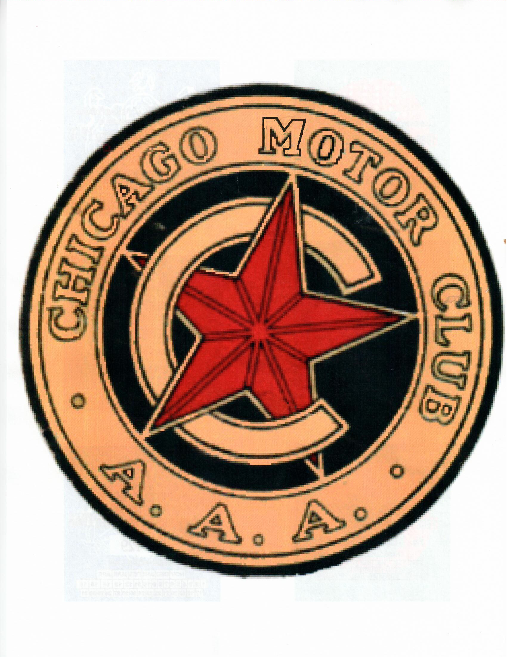 1950s CHICAGO MOTOR CLUB
