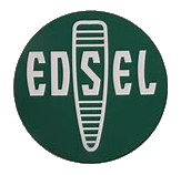 Edsel Emblem sticker